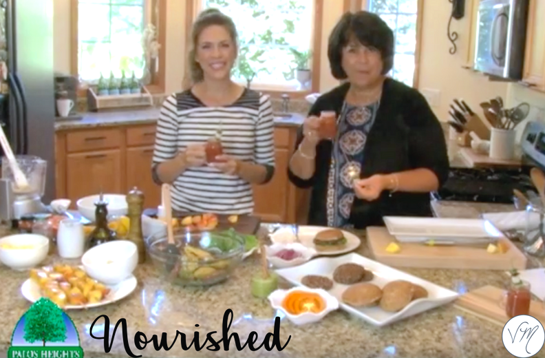 Nourished Episode Two with Vicki Marquez