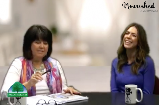 Nourished with Vicki Marquez Episode 7