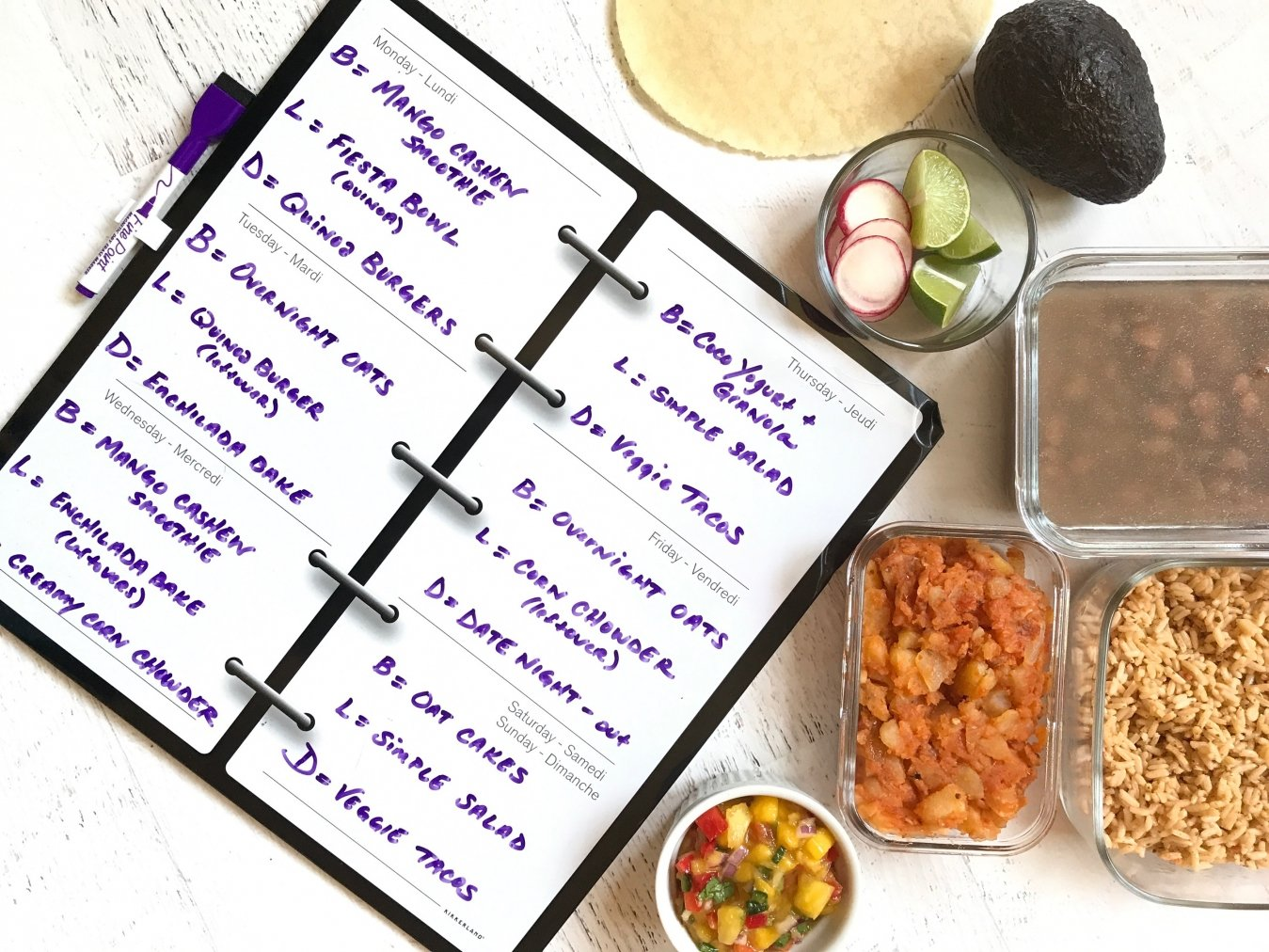 Meal Planning Part One: The Plan