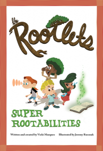 Super Rootabilities Cover