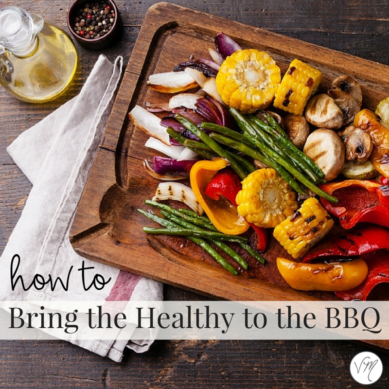 How To: Bring The Healthy To The BBQ