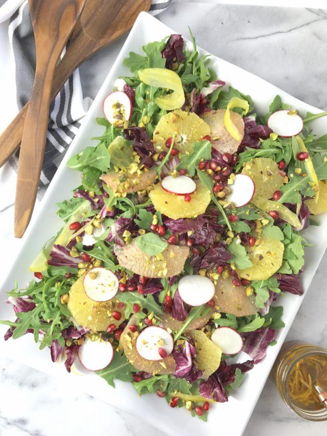Autumn Citrus Salad