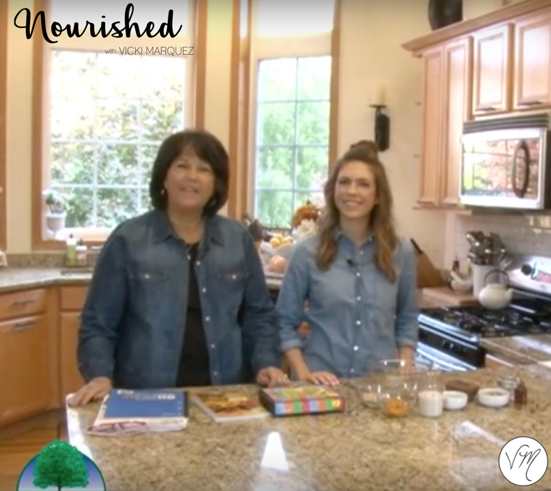 Nourished with Vicki Marquez Episode 4