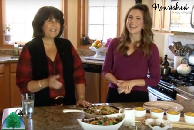 Nourished TV Episode 5 with Vicki Marquez