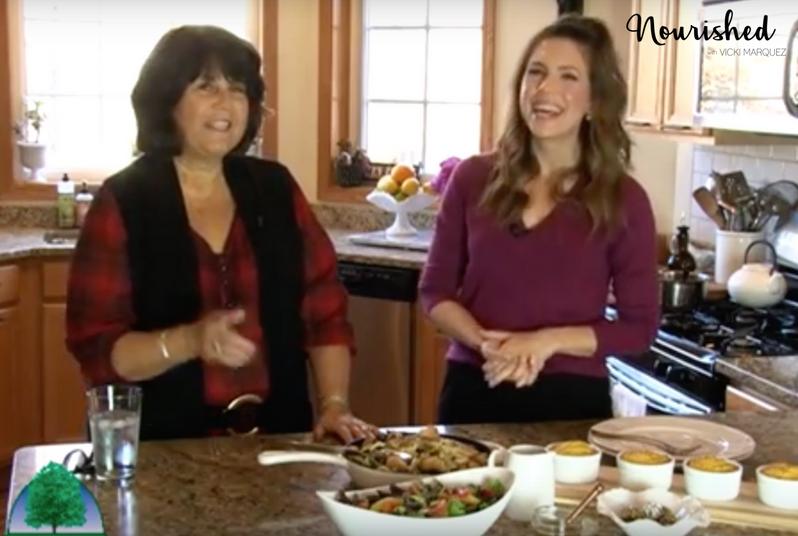 Nourished TV Episode 5 with Vicki Marquez