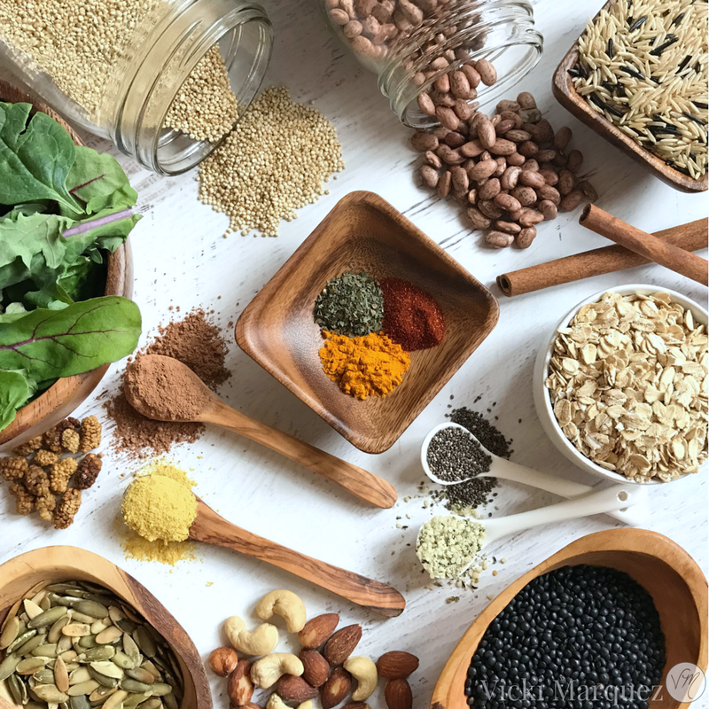 How To Build A Healthy, Plant-Based Pantry