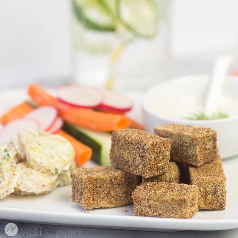 Crispy Tofu Tenders