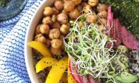 Quinoa Pesto Power Bowl