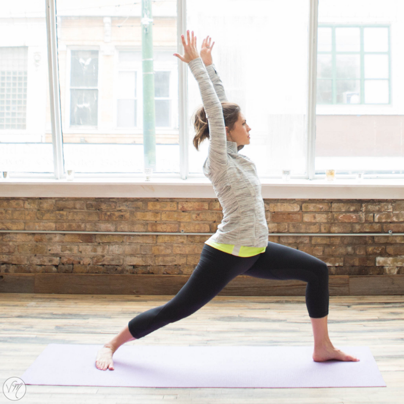 Intro To Yoga VM