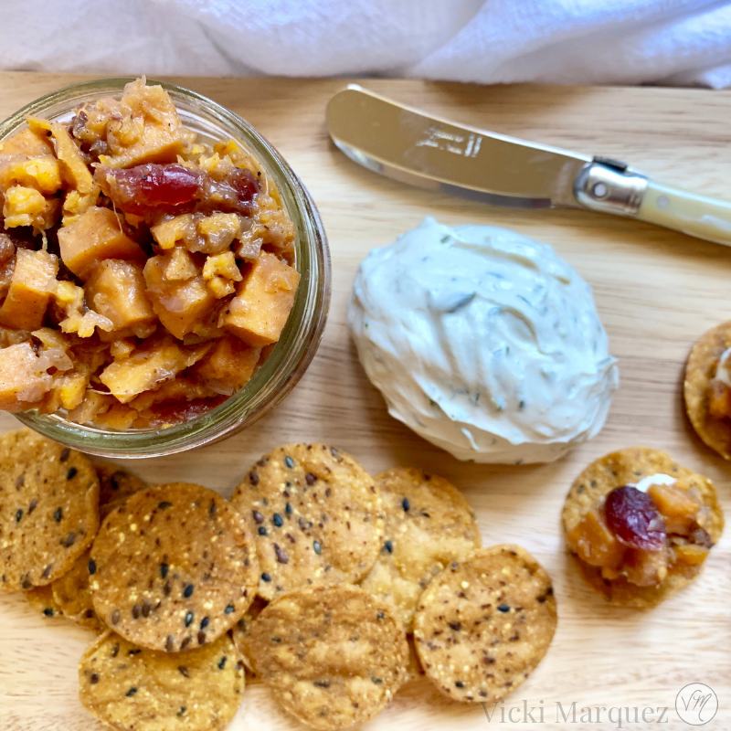 Sweet Potato Chutney