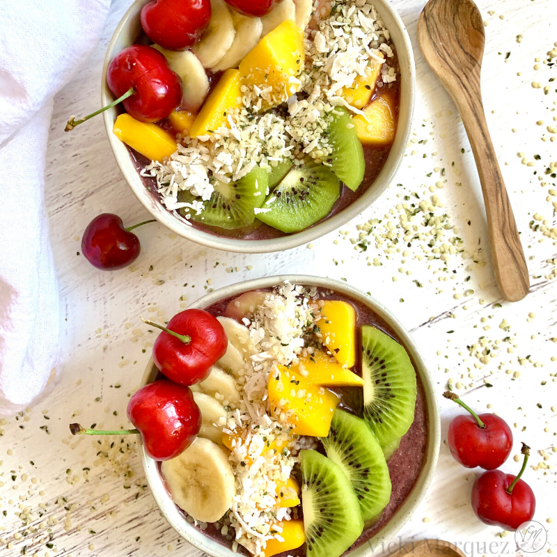 The Ultimate Acai Bowl