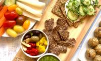 5 Healthy Snack Options vm